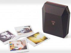 Fujifilm Instax Share SP-3 ile kare formatında hızlı baskı almayı sağlıyor