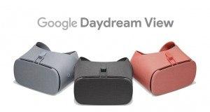 Google Daydream View VR  başlığının yeni versiyonu tanıtıldı