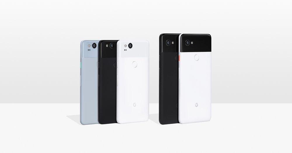 Google Pixel İle Rekabet Edebilecek  Pixel 2 XL ve Pixel 2 Tanıtıldı