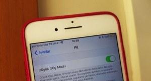 iOS 11: iPhone'un pil ömrü nasıl iyileştirilir?