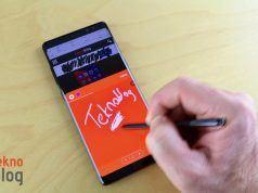 Galaxy Note 9'un ağustos ayında tanıtılacağı öne sürülüyor