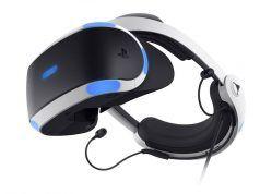 Sony PlayStation VR'ın tasarımı yenileniyor