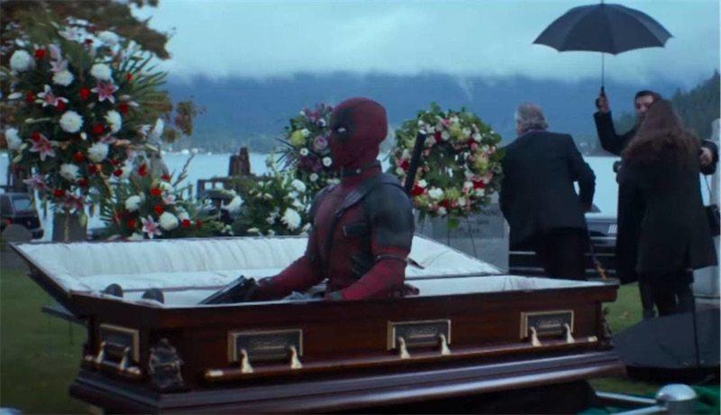 Deadpool 2 için ilk fragman yayınlandı