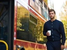 Londra'daki otobüsler kahve telvesiyle çalışacak