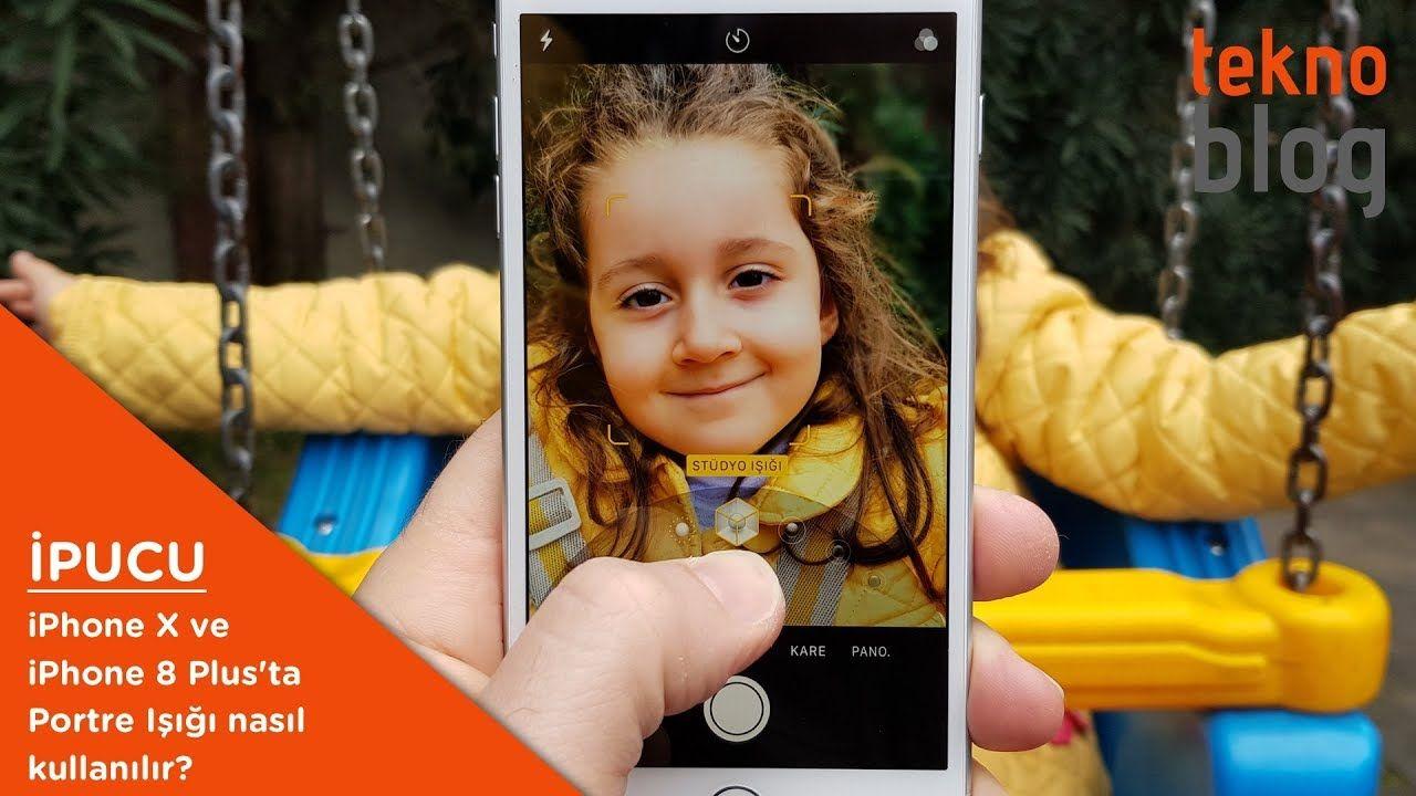 iPhone X ve iPhone 8 Plus'ta bulunan Portre Işığı nedir, nasıl kullanılır? – Video