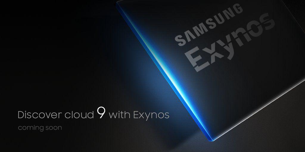 Samsung Exynos 9 Series 9810'un duyurusunu yaptı