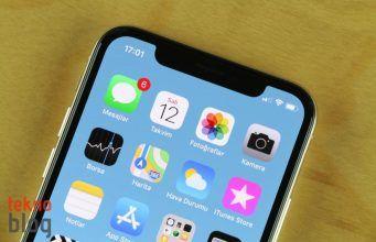 Apple iPhone çentiğinin boyutunu 2019'da değiştirebilir