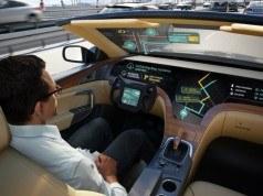 LG ve Here sürücüsüz otomobillerin telematik sistemlerini birlikte geliştirecek