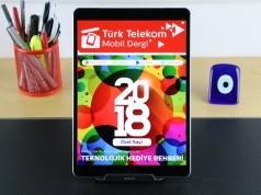Türk Telekom Mobil Dergi'den Yılbaşı özel sayısı