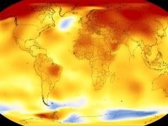 Küresel ısınma 2017'de de hız kesmeden devam etti