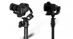 DJI Ronin-S ile SLR ve aynasız kameralar için de Osmo Mobile'ın yolundan yürüyor