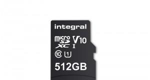 Integral Memory 512 GB microSD kartını şubat ayında satışa sunacak