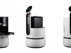 LG CLOi serisi robotlarıyla servise, yük taşımaya ve alışverişe yardımcı olacak