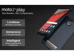 Motorola Moto Z3 ve Moto Z3 Play ile birlikte 5G modülü sunabilir