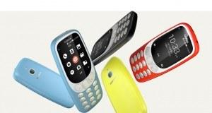 Nokia 3310 4G sessiz sedasız ortaya çıktı