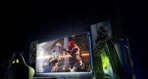 Nvidia 4K HDR desteğine sahip 65 inç oyun monitörleri geliştiriyor