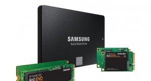 Samsung 860 PRO ve S860 EVO SSD'ler ile çıtayı yükseltiyor