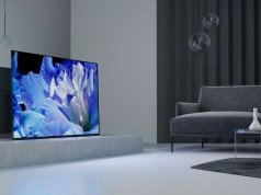 Sony CES 2018'de Dolby Vision HDR destekli OLED ve LED TV'lerini sergiliyor