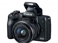 Canon'dan 4K çözünürlüklü aynasız kamera: EOS M50