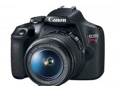 Canon Rebel T7 ile sosyal medya kullanıcılarına ulaşmayı hedefliyor