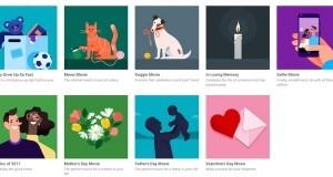 Google Fotoğraflar yapay zekâ ile farklı temalarda video hazırlamaya yardımcı oluyor