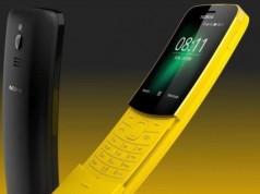 Nokia 8110 4G ile efsanelerini canlandırmaya devam ediyor