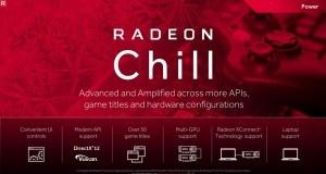 AMD Radeon Chill oyunda hareketin durduğu anları tasarruf için değerlendiriyor