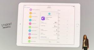 Apple Okul uygulaması ile öğrenmeyi kişiselleştirmeyi vadediyor