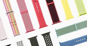 Apple Watch için ilk kez bağımsız Nike spor kordonları çıkıyor