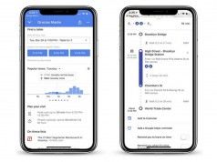 Google Haritalar iOS üzerinde restoranların bekleme süresini gösterecek