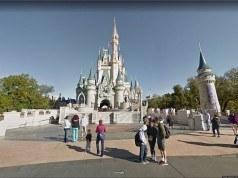 Google Street View ile Disney'in eğlence parkları sanal olarak gezilebilecek