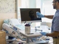 HP hastanelerde kullanıma odaklı yeni bilgisayarlarını tanıttı