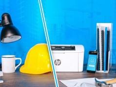 HP küçük boyutlarıyla dikkat çeken yeni lazer yazıcılarını tanıttı