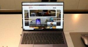 Huawei MateBook X Pro Ön İnceleme