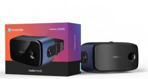 Motorola telefonları için sanal gerçeklik başlığı çıkaracak