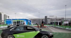 Nvidia sürücüsüz otomobil testlerinde yeni bir sistem uygulayacak