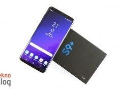 Video: Samsung Galaxy S9+ Kutusundan Çıkıyor