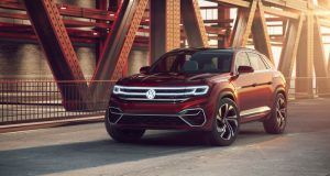 Volkswagen Atlas Cross Sport ve Tanoak LED dokunuşuyla dikkat çekiyor