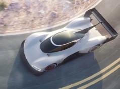 Volkswagen Pikes Peak yarışı için geliştirdiği elektrikli otomobilinin adını duyurdu