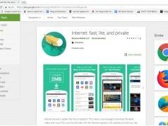 Amazon verimli kullanım sunan Android internet tarayıcısı tasarladı