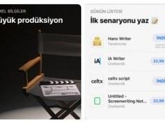 App Store, Apple Music ve iTunes'dan İstanbul Film Festivali'ne özel içerikler