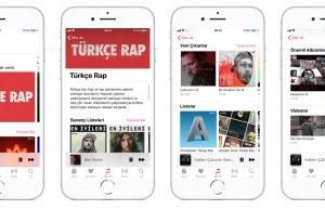 Apple Music'te Türkçe Rap Odası açılıyor