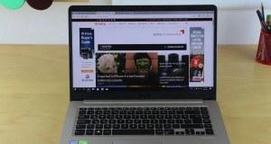Asus VivoBook S510U İncelemesi