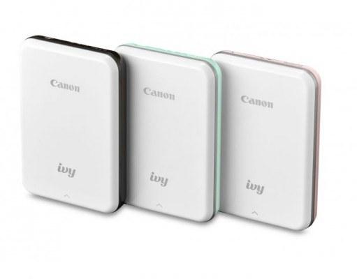 Canon IVY: Akıllı telefon nesline uygun mini fotoğraf yazıcısı