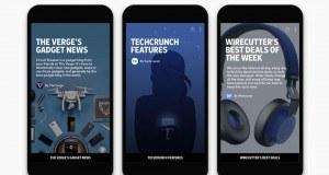 Flipboard teknoloji için yeni bir bölüm oluşturdu