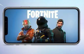 Fortnite iOS uygulaması 30 günde 25 milyon dolar kazandı