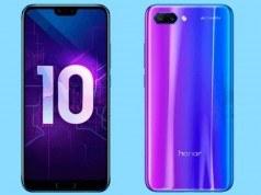 Honor 10 resmiyet kazandı: 5.84 inç ekran, Kirin 970 işlemci