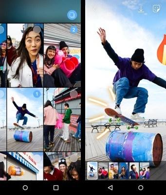 Instagram Hikayesinde birden fazla fotoğraf ve videoyu aynı anda paylaşabilirsiniz