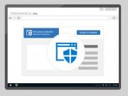 Microsoft Windows Defender ile Google Chrome'u da koruyacak