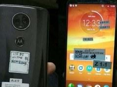 Motorola Moto E5 Plus'ın özellikleri benchmark testiyle ortaya çıktı